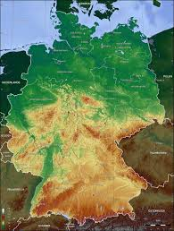 netherlands height map dem choosing colour r to use for elevation geographic