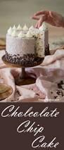 chocolate chip cake recipe moist vanilla cake cake birthday