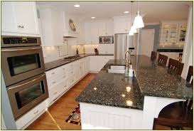 island kitchen cabinets granite countertop kitchen cabinets wood choices grey brick