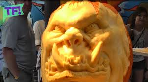 Scariest Pumpkin Carving by Are These The Scariest Pumpkins In The World Youtube