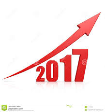growth target 2017 stock illustration image 79716577