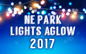 guilford county government northeast park country lights aglow 2017