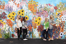 Paint By Number Mural by A Tour Of Nashville U0027s Best Murals