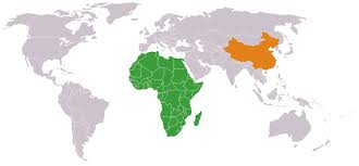 map world africa a new world order africa and china origins current events in