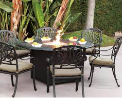 table stunning fire table set stunning outdoor fire pit ideas