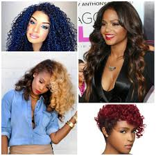 2017 hair color ideas for black women u2013 haircuts and hairstyles