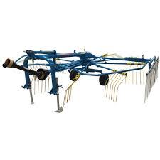 ranch rite hay rake rotary windrower 9 arms 10 u00276
