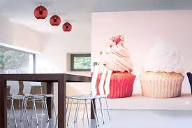 papiers peints pour cuisine papier peint pour cuisine vintage cupcakes izoa