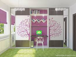 bedroom view green purple bedroom decoration idea luxury simple