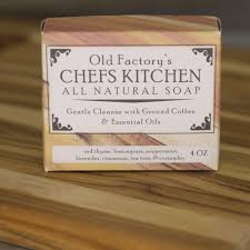Soap Kitchen Chef Soap Old Factory