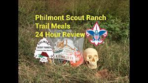 Philmont Scout Ranch Map Philmont Scout Ranch Trail Meals A Boy Scout Ration Mre Review