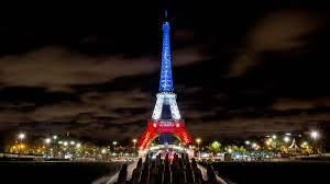 French Flag Eiffel Tower Alumnus Grant Miner Kenyon Newspaper Writer Weighs In With His
