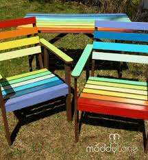 miy rainbow garden funiture with chocolate trim 2790 jpg