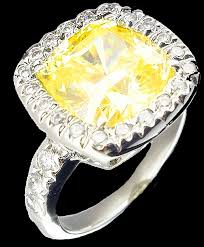 10mm diamond diamond veneer 10mm sparkle halo cushion cut ring