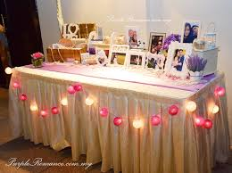 wedding backdrop design malaysia wedding decoration at the saujana hotel kuala lumpur purple
