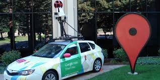 Map Street View Google Street View Cars Will Sniff Out Pollution As They Map Our