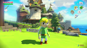 Wind Waker Map Speedrunners Find Glitch To Skip Through Zelda The Wind Waker Hd