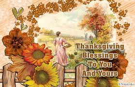 harvest blessing in my treasure box thanksgiving blessing to you