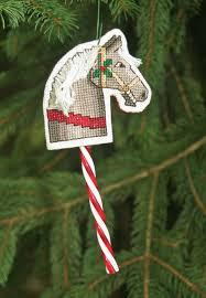 fabric ribbons needlepoint christmas ornaments homemade