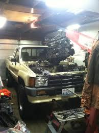 toyota motorhome 4x4 1986 toyota 4x4 pickup truck sr5 walkaround video solar burrito