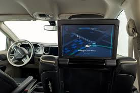 family car interior alphabet u0027s waymo first look inside self driving minivans fortune