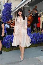 daisy lowe at house of dior cocktail party in london 06 08 2016