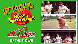 Seeking Rotten Tomatoes Attack Of The Rotten Tomatoes Attacks A League Of Their Own
