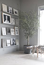 ikea ledge grey book wall stylizimo blog book wall gray and walls