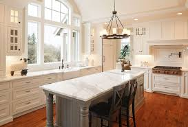 Fitted Kitchen Ideas Two Tone Kitchen Cabinets Brown And White Ideas Black Idolza