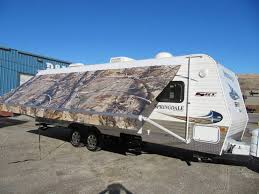 Tiger Awnings by Fun In The Shade Gives Light To Custom Awning Business Rv Pro