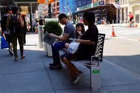 the benching of manhattan manhattan new york ny local news