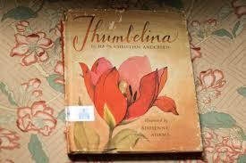 public domain images vintage book children u0027s thumbelina