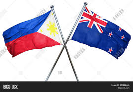 Flag New Zealand Philippines Flag Combined New Image U0026 Photo Bigstock