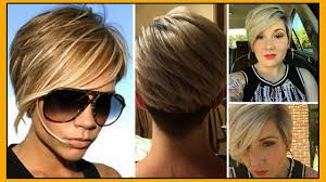 latest haircuts for girls women ladies 2017 2018 short