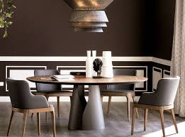 Italy Dining Table Giano Wooden Dining Table By Cattelan Italia 4 884 00