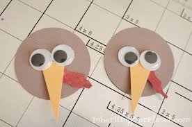 turkey toilet paper roll craft diy inspired