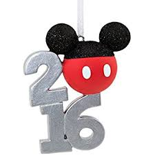 2016 hallmark mickey mouse disney tree