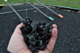is rubber mulch a safe surface for your child u0027s playground nbc news
