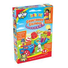 countdown to halloween calendar wow toys special day countdown calendar amazon co uk toys u0026 games