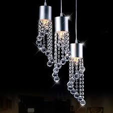 Chandelier Led Lights 25 Best Collection Of Light Crystal Chandelier
