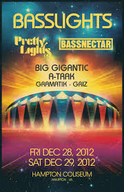pretty lights nye tickets bassnectar 2012 12 28 29 basslights bassnectar pretty lights