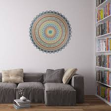 african mandala vinyl wall art sticker by vinyl revolution african mandala vinyl wall art sticker