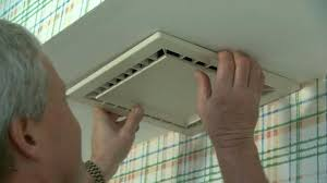 Flush Mount Bathroom Exhaust Fan by How To Replace A Bathroom Exhaust Vent Fan Today U0027s Homeowner