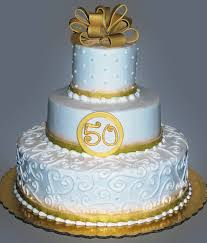 golden wedding cakes golden anniversary cake sweet somethings desserts