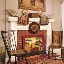 Country Fireplace Screens by 41 Best Fireplaces U0026 Mantles Images On Pinterest Primitive Decor