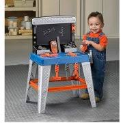 Toddler Tool Benches - step2 real projects workshop and tool bench includes 65 piece