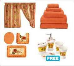 Peach Bathroom Accessories by Homechoice Consultant Bathroom Accessories