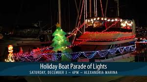 holiday boat parade of lights youtube