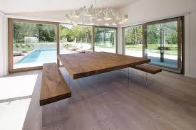 tavolo sala da pranzo una sala da pranzo all insegna della convivialit罌 lago design