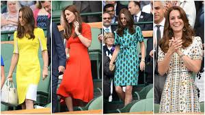 9 celebrities who ace the wimbledon style game grazia